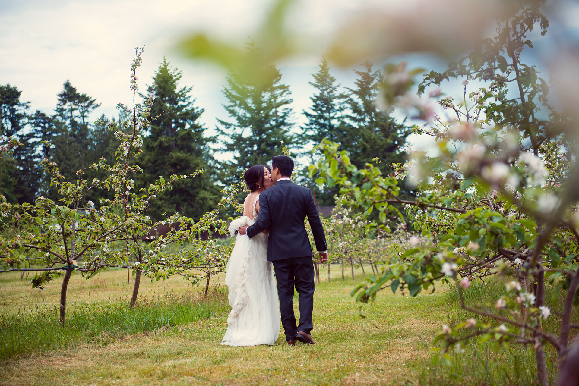 Sea Cider wedding photograpers Sidney BC