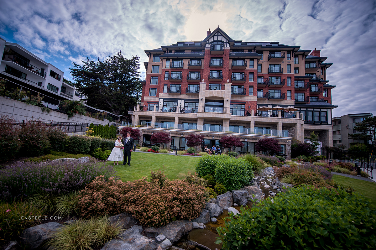 Oak Bay Beach Hotel Weddings Victoria Bc
