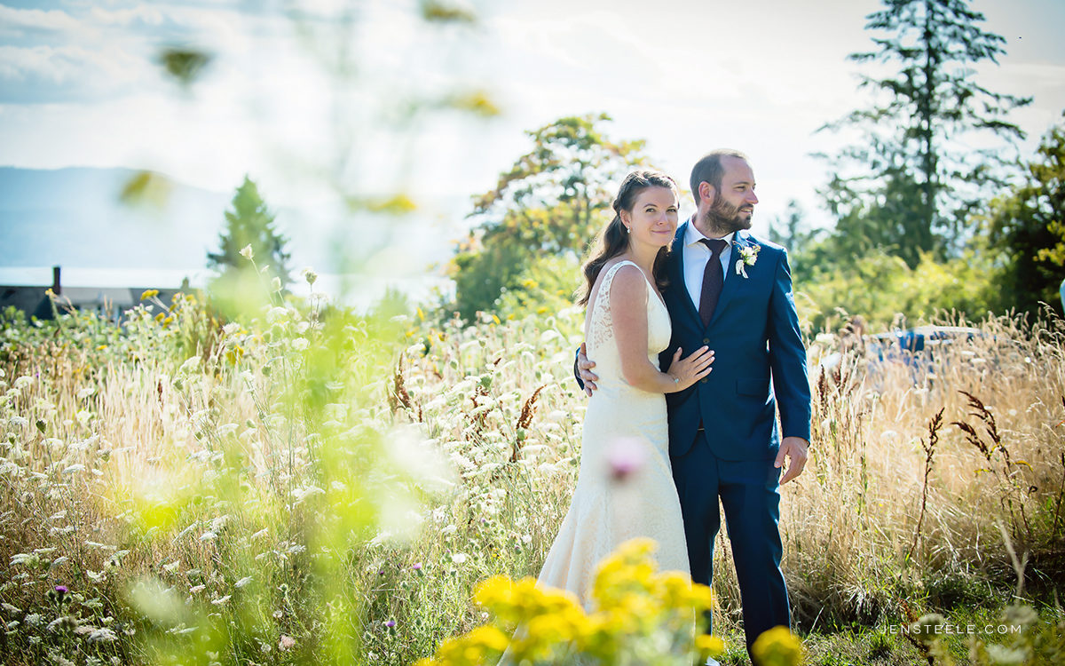Vancouver Island Weddings Kildara Farms Jen Steele Photography