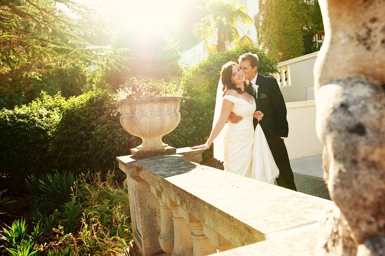 Hately Castle wedding photography